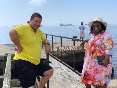 Anthony Wilmot & Bulelwa Ntshingwa